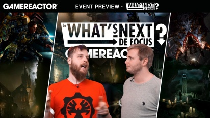 Anteprima - What's Next de Focus Event