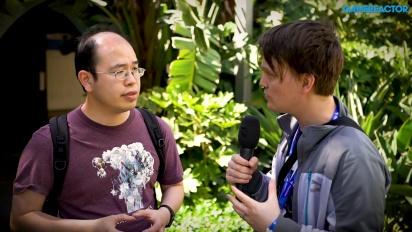 Pokémon Go - Intervista a Ed Wu