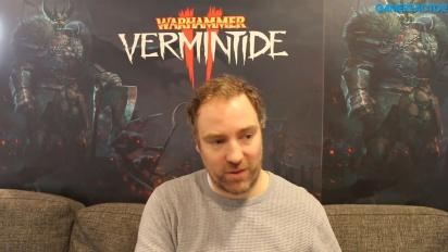 Warhammer: Vermintide 2 - Martin Wahlund Interview