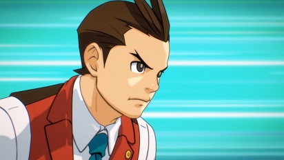 Apollo Justice: Ace Attorney - Story Trailer