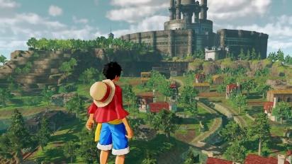 One Piece: World Seeker - Official Trailer