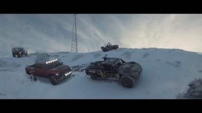 Forza Horizon 4 - Winter's Chair Trailer
