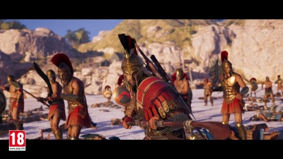 Assassin's Creed Odyssey - Launch Trailer
