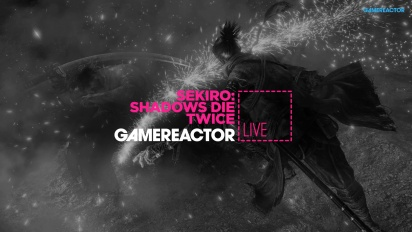 Sekiro: Shadows Die Twice - Launch Livestream