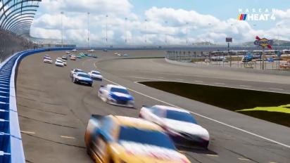 NASCAR Heat 4 - First Look Teaser