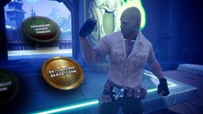 Jumanji: The Videogame - Gameplay Reveal (italiano)