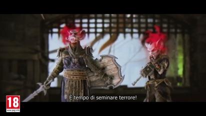 For Honor - Evento di Halloween Trailer (italiano)