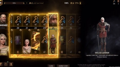 Gwent: The Witcher Card Game - Trailer di lancio Il Viaggio (italiano)