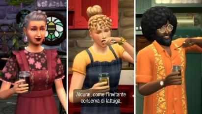 The Sims 4: Vita in Campagna - Trailer di gameplay ufficiale (italiano)
