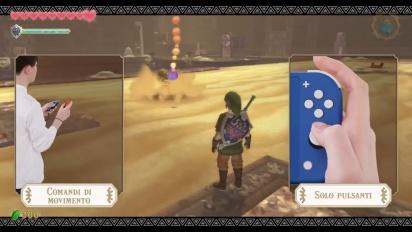 The Legend of Zelda: Skyward Sword HD - Funzionalità migliorate su Nintendo Switch