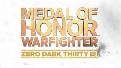 Medal of Honor: Warfighter - Zero Dark Thirty Map Pack Dev Diary