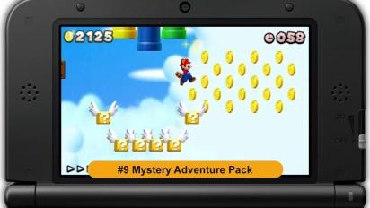 New Super Mario Bros. 2 - Download Packs 4 Nintendo 3DS Trailer