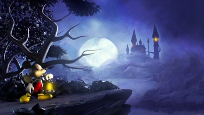 Castle of Illusion: Starring Mickey Mouse - Announcement Trailer