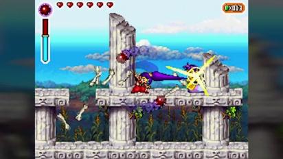 Shantae: Risky's Revenge - Director's Cut Trailer