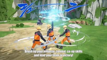 Naruto to Boruto: Shinobi Striker - Gamescom Trailer