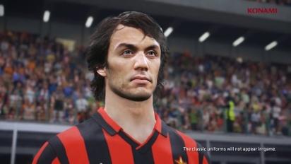 PES 2018 - Milano Legends Trailer