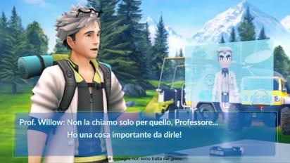 Pokémon Go - Trailer annuncio di Meltan (italiano)