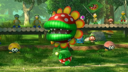 Mario Tennis Aces - Petey Piranha (Nintendo Switch)