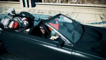 Final Fantasy XV - Final Fantasy XIV Collaboration Trailer