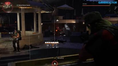 The Division 2 - Porta in salvo Elanor - Gameplay Parte 2