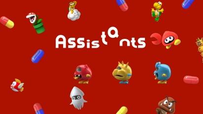 Dr. Mario World - Doctors & Assistants #3