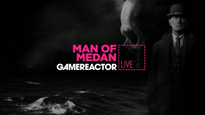 Man of Medan: Curator's Cut - Livestream Replay