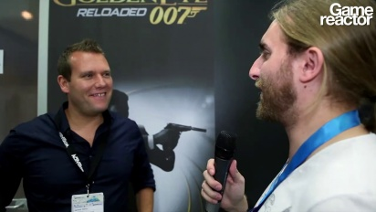 GC 11: Goldeneye 007 Reloaded - Intervista