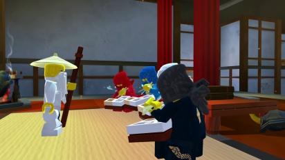 Lego Universe - Ninjago Trailer