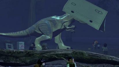 Lego Jurassic World - Trailer annuncio data di lancio
