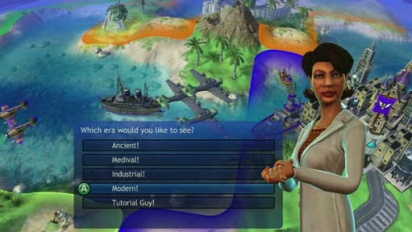 Civilization Revolution - Unit Progression Featurette