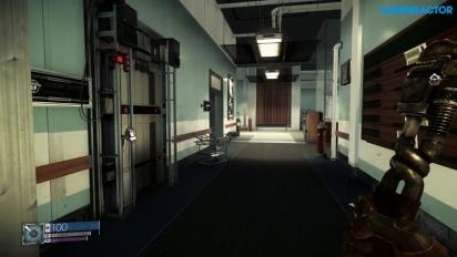 Prey - Gameplay Esclusivo - Talos 1 Lobby (PC) - Clip 2