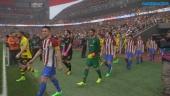 Pro Evolution Soccer 2018 - Atlético-BVB al Wanda Metropolitano PES Gameplay