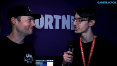 Fortnite - Zak Phelps Interview