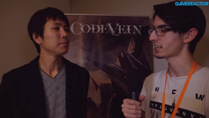 Code Vein - Intervista a Keita Iizuka