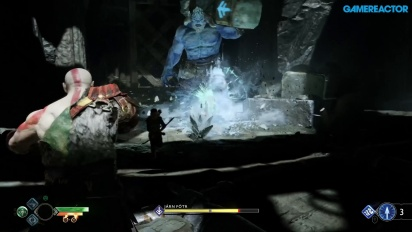 God of War - Come si uccide un Troll (SPOILER)