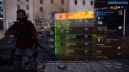 The Division 2 - Demolizione dei punti di controllo - Gameplay solo