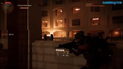 The Division 2 - Porta in salvo Eleanor Gameplay Parte 1