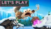 Let's Play L'Era Glaciale: La Strampalata Avventura di Scrat - Episodio  3