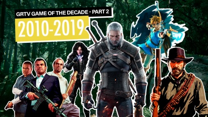 I migliori giochi del decennio: Le scelte di GRTV (Parte 2)