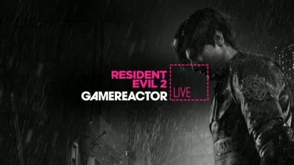 Resident Evil 2 - Replica Livestream