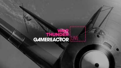 War Thunder - Replica Livestream