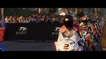 TT Isle of Man - Ride On The Edge 2 - Launch Trailer