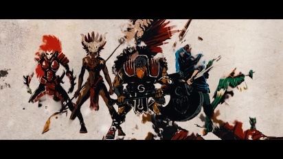 Holmgang: Memories of the Forgotten -  Kickstarter Teaser Trailer