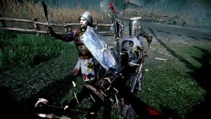 Chivalry: Medieval Warfare – Teaser Trailer Di Annuncio (italiano)