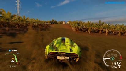 Forza Horizon 3 - Come distruggere un cartellone sul tetto di una casa all'East of Yarra Valley Festival