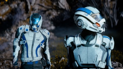 Mass Effect: Andromeda - Game Awards 2016 Gameplay