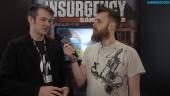 Insurgency: Sandstorm - Intervista a Andrew Spearin