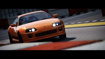 Assetto Corsa - Trailer del circuito Highlands
