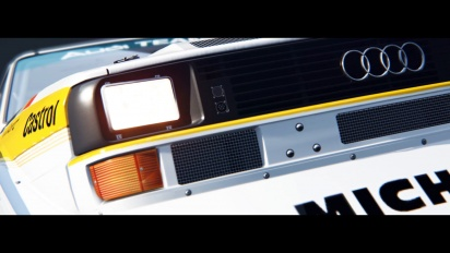 Assetto Corsa: Trailer di Audi Sport Quattro S1 E2