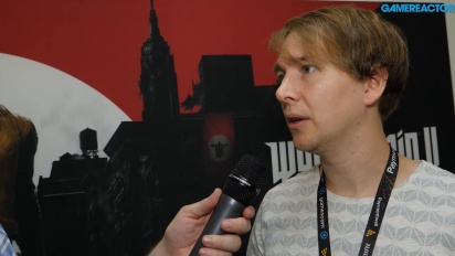 Wolfenstein II: The New Colossus - Intervista a Tommy Tordsson Björk